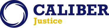 Caliber Justice logo
