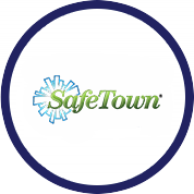 Safetown logo